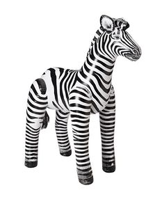 "I think the 60"" giraffe needs a 56"" Zebra friend. Don't you?"