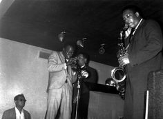 Miles, Cannonball, Coltrane, Bill Evans in Detroit The Bluebird Inn
