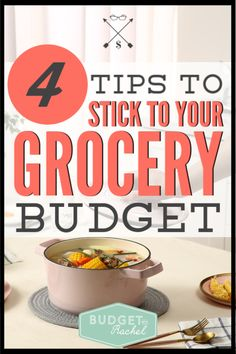 Here are 4 super simple tips to save you hundreds on your monthly grocery budget. Tip is probably the strangest one, but it saves so much money! Money Saving Challenge, Money Saving Tips, Money Tips, Save Money On Groceries, Groceries Budget, Debt Snowball Worksheet, Cash Envelope System, Paying Off Credit Cards, Money Plan