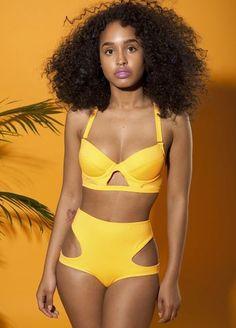 Taba,swimwear, vintage, high waist swimwear, high waist, andrea iyamah, andrea, dumebi iyamah, swim, fashion, bikini
