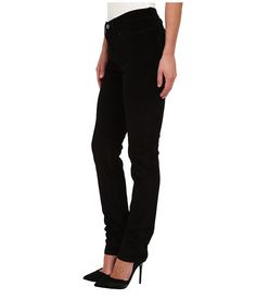 Christopher Blue Maggie High-Rise Skinny Velveteen