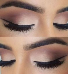 Awesome 34 Hottest Eye Makeup Look in 2018 https://outfitmad.com/2018/01/13/34-hottest-eye-makeup-look-in-2018/ #makeuplooksvintage