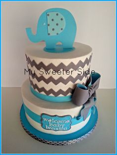 Baby Shower by Cake Central