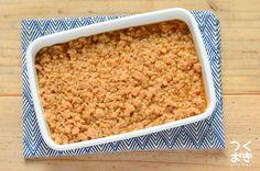 いろいろ応用できます。鶏そぼろあん | 作り置き・常備菜レシピサイト『つくおき』