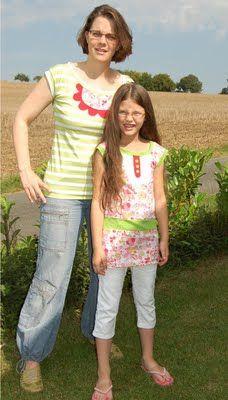 mother-daughter joana set
