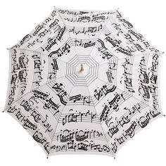 Music Lovers Umbrella