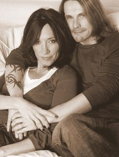 Kurt Sutter and Katey Sagal. I love them both.