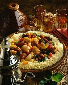 Couscous, Tajine and Moroccan tea...  www.asilahventures.com