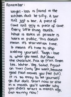 I need to read this each morning