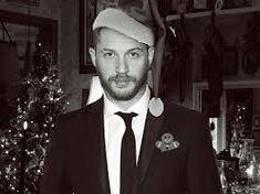 Image result for tom hardy christmas pics