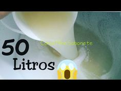 Sabão de Bicarbonato CLareador Roupas e Panelas - YouTube Soda, Perfume, Tape, Youtube, Household Cleaning Products, Homemade Cleaning Supplies, Cleaning Supplies, Homemade Laundry Soap, Self Tanner Homemade