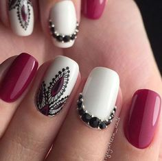 nails.quenalbertini: Nail Art Design | VK