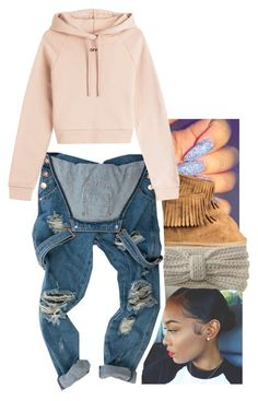 """"""""""" by yngshorty ❤ liked on Polyvore featuring Aéropostale, OneTeaspoon and Off-White"""