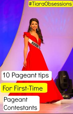 Guest Blogger Abby Mansolillo shares her pageant experience and gives 10 tips for first time pageant contestants !  Share!  Instagram @tiaraobsessionsmag Twitter: @tiaraobsessions Snap: Tiaraobsessions Hashtag #TiaraObsessions