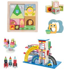Some of Le Toy van 2015 great NEW Items reviewed by Daily Koko: click on the image to access the review!