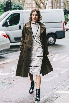 Zwei Favoriten der Instyle-Redaktion: Covergirl Alexa und weiße Spitze im Sommer! |Preloved Fashion ♥ Catchys
