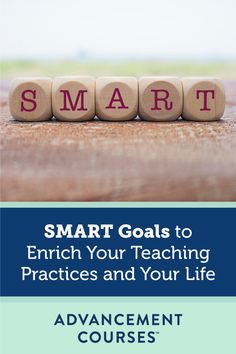 With a new year approaching, instead of making broad resolutions that are easily broken, consider making SMART goals. SMART goals are manageable goals with clear deadlines that help increase productivity. Here's some examples to help get you started. Home Teaching, Teaching Quotes, Achieve Success, Work Life Balance, Best Teacher, Resolutions, Classroom Management, Leadership, Funny Quotes