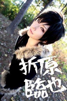Izaya Orihara - DRRR!! #cosplay