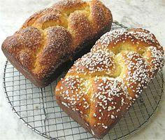 King Arthur Flour Brioche - bread maker dough option!  DEFINITELY NOT BRIOCHE!!! Great for French Toast though (www.ChefBrandy.com)