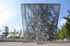 """The Cube"", por Oyler Wu Collaborative"