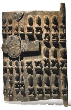 Dogon Granary Shutter, Mali   Lot   Sotheby's
