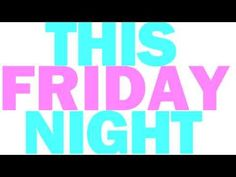 """""""Pictures of last night ended up online, I'm screwed / Oh well / It's a blacked out blur, but I'm pretty sure it ruled"""" - Katy Perry - Last Friday Night (T.G.I.F.) LYRICS [New 2011 Single] HD"""