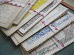 Antique  Sheet Music Bundle  30 Plus Sheets by ShaneLilyRain, $9.00