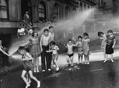 Fotografía de Weegee (Arthur Fellin) en el MuVIM
