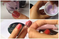 Haz tu propio látex líquido para uñas y evita mancharte con el esmalte - IMujer