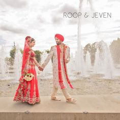Roop + Jeven's Wedding | Vancouver Wedding Photography | www.jdphotos.ca