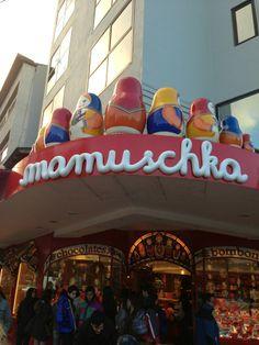 Mamuschka Chocolates, Bariloche, Argentina