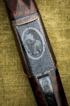 Westley Richards 500 Droplock double rifle