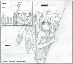 """""""Once Upon a Time There was a Fairy. and a Dragon whose heart knew only greed to hide the loneliness."""" Levy knew she shouldn't have com. GaLe My Idiot Dragon - My Blue Fairy Nalu Comics, Fairy Tail Levy, Gajeel X Levy, Fairy Tail Comics, Fairy Tail Couples, Blue Fairy, Baby Dragon, Doujinshi, Fairy Tales"""