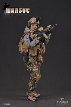 1/6 FLAGSET - (MARSOC) United States Marine Corps Forces Special Operations Command Action Item # FS-73001