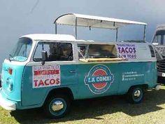 Resultado de imagen para como hacer una combi food truck