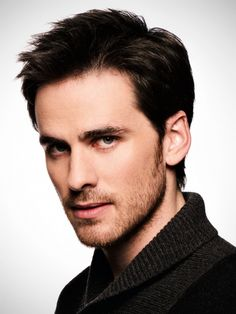 Once upon a time - Captain Hook - Colin O'donoghue - Killian Jones. Haha I've got a new obsession.