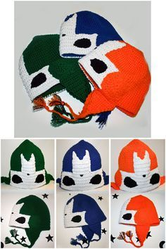 Castle Crashers Knight Hat