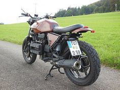 BMW K75 S Scrambler, Cafe Racer, Bobber as Dirt Bike in Tuttlingen