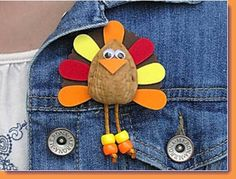 GOBBLE GOBBLE! Join the fun this Tuesday, November 8 @ 6 p.m. for Simply Crafts where we will be making an adorable turkey pin. All mat...