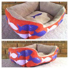DIY cat bed. By yourmatekiera!