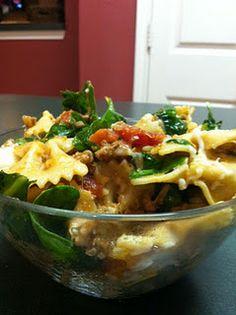 Ravioli Casserole     #crockpot #dinner #healthy #easy