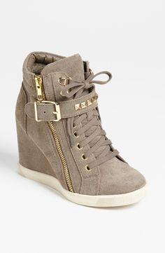 Steve Madden 'Obsess' Wedge Sneaker | Nordstrom @Jessyca Gomer im warming up to the idea....