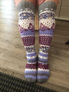 Knitting Socks, High Socks, Diagram, Handmade, Diy, Dress, Accessories, Fashion, Kids Fashion