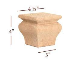 BF962-C Quarter Sawn White Oak, Sofa Legs, Red Oak, Industrial Furniture, Solid Wood, Bath Ideas, Master Bath, Design, Home Decor