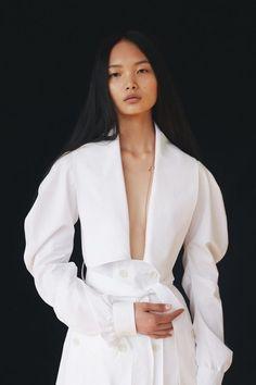 Ling Chen By Nadia Ryder For Elle UK June 2017 • Minimal. / Visual.