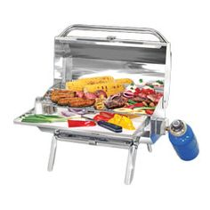 ChefsMate Gas Grill
