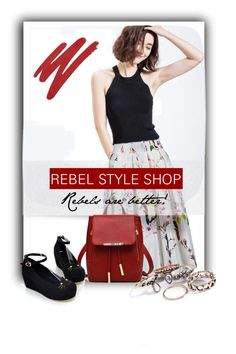 """Rebels are better!"" by rebelstyleshopofficial ❤ liked on Polyvore featuring NARS Cosmetics"