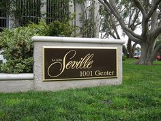 exterior business signage photos with stars | Exterior/Outdoor Building Signs, Commercial Signs San Diego