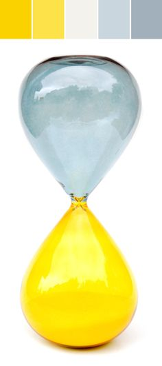 TWO TONE HOURGLASS Designed By Leif  via Stylyze