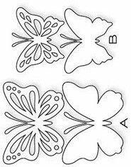 Butterfly Wall Art, Paper Butterflies, Butterfly Crafts, Paper Flowers Diy, Flower Crafts, Diy Paper, Paper Art, Butterfly Mobile, Paper Crafts